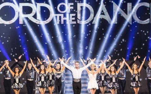 Lord of the Dance - Dangerous Games: 22 iunie, în București
