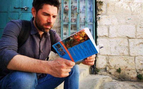 Ierusalim ndash; în așteptarea păcii , un reportaj de Alex Dima, în duminica Floriilor, la România, te iubesc!