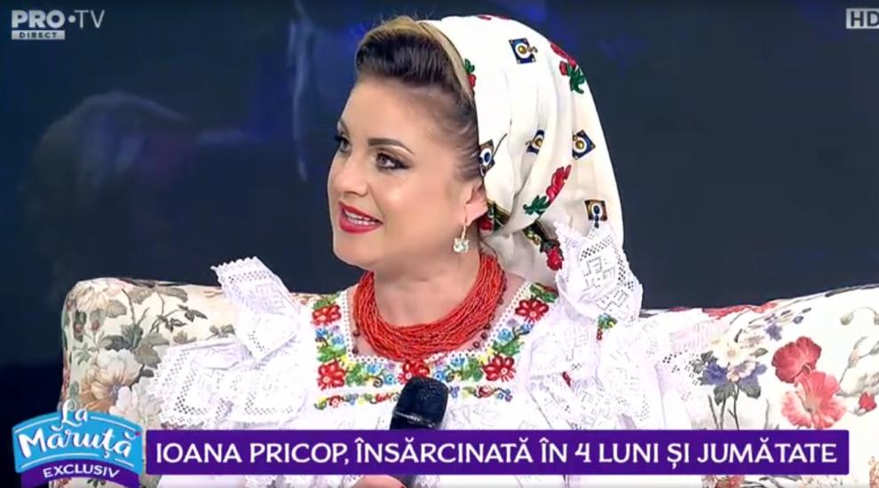 VIDEO Ioana Pricop, însărcinată în 4 luni și jumătate