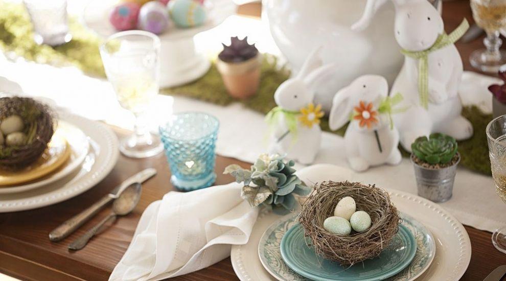 Cum decorăm masa de Paște. Iată câteva idei pentru o atmosferă specială