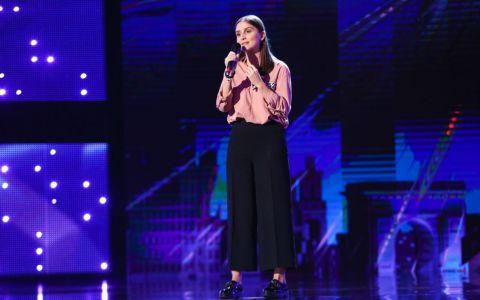 DENISA IAMANDI - Românii au talent, sezonul #9suprem, ediția numărul 11