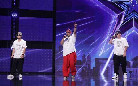 HIP HOP FERENTARI - Românii au talent, sezonul #9suprem, ediția numărul 11