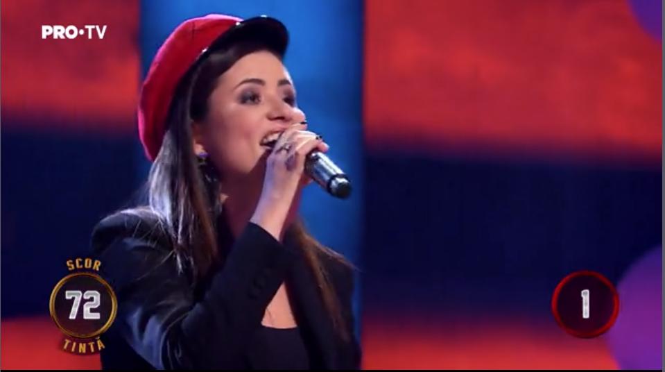 Cântă acum cu mine, ediția numărul 6: Liana Georgescu