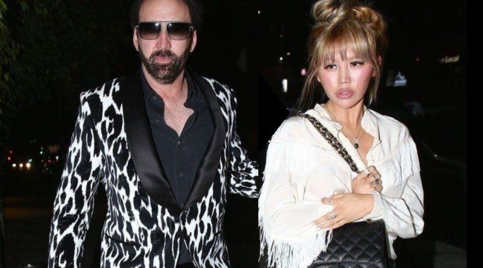 Soția de patru zile a lui Nicolas Cage a cerut divorțul, dar vrea banii actorului
