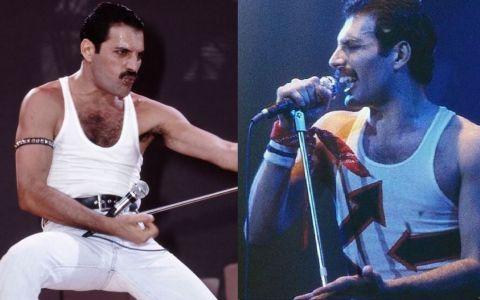 Două file de caiet dictando bdquo;mâzgălite  de Freddie Mercury, scoase la vânzare cu 35.000 de dolari