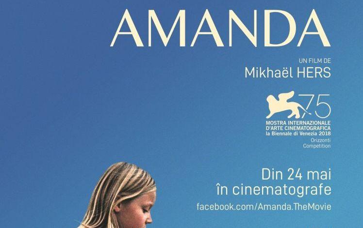 Amanda , din 24 mai în cinematografele din România
