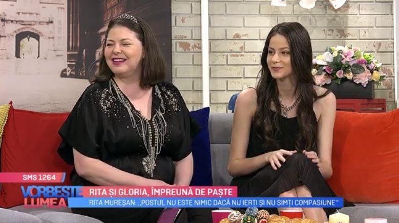 VIDEO Rita Mureșan și fiica ei, împreună de Paște