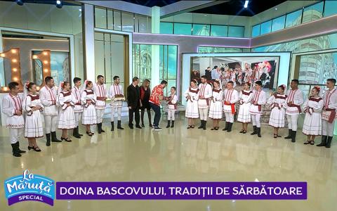 VIDEO Doina Bascovului, tradiții de sărbătoare