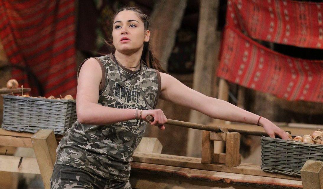 Pentru prima oară în fermă, Diana Belbiță intră la duel de eliminare!