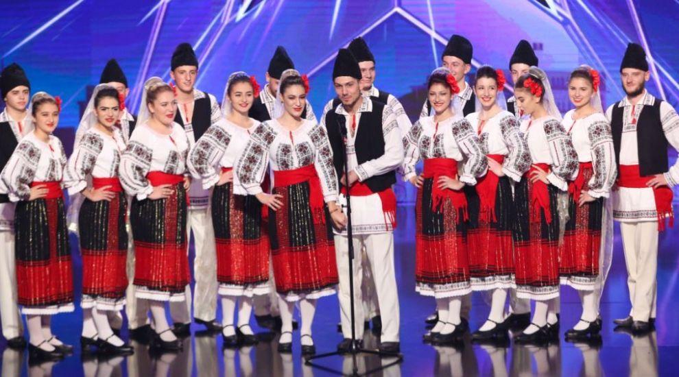 """ANSAMBLUL """"CALABREAZA"""" - Românii au talent, sezonul #9suprem, ediția numărul 12"""