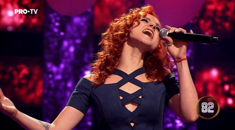 Cântă acum cu mine, ediția numărul 7: Ludmila Danilceac