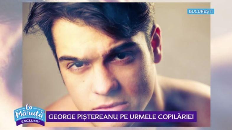 VIDEO George Piștereanu, pe urmele copilăriei
