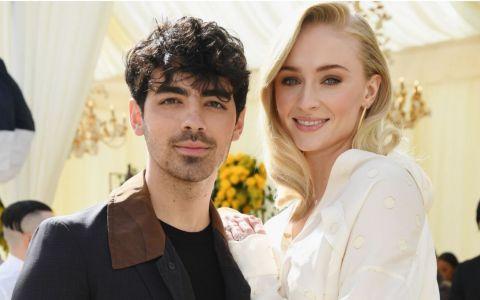 Nuntă-surpriză. Joe Jonas și Sophie Turner s-au căsătorit la Las Vegas