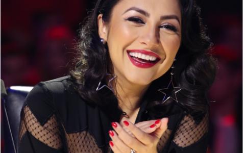 Andra, impresionată de vocea unui concurent Românii au talent:  Pielea de găină a reapărut și în sezonul 9!