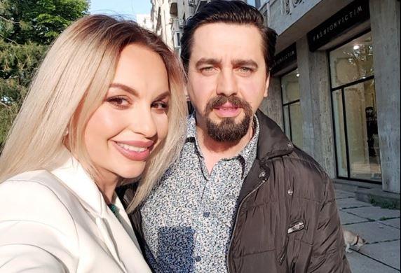 Cum au petrecut Sărbătorile Pascale Cosmin Natanticu și soția lui