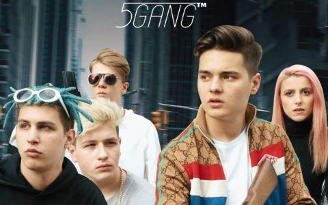 5GANG se transformă într-o bandă de jefuitori nepricepuți în noul clip  Scuze