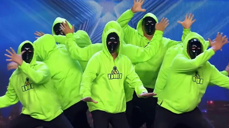 Tăticii de la Spaniolii au talent care într-o zi s-au decis că vor să danseze