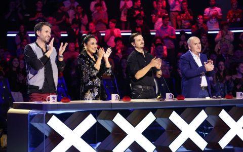 Aseară, peste 3 milioane de telespectatori au urmărit spectacolul suprem de la Românii au talent!