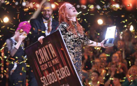 Ludmila Danilceac, câștigătoarea primei ediții Cântă acum cu mine: bdquo;Nu-mi vine să cred