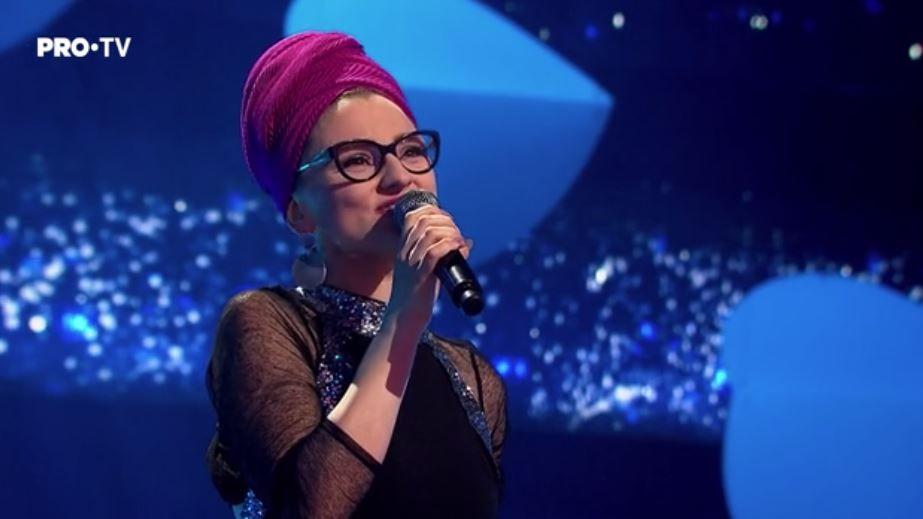Cântă acum cu mine 2019 - FINALA: Andra Botez - a doua prestație