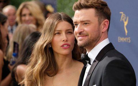 Fiul lui Justin Timberlake și al Jessicăi Biel, apariție rară. Cum arată puștiul de 4 ani