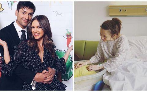 Imagini exclusive. Adela Popescu și-a botezat cel de-al doilea copil. Cum a decurs evenimentul