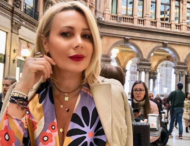 VIDEO Dana Savuica, povestiri din vacanța petrecută la Roma