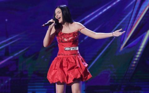Angela Bîtlan, care a cântat Beyonce la  Românii au talent :  A fost ceva neașteptat