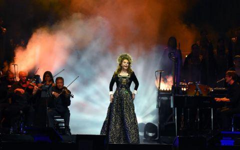 Sarah Brightman, cea mai bine vândută soprană din lume, în Romania