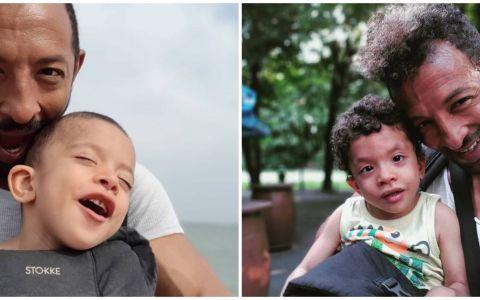 Kamara, declarații emoționante despre fiul lui:  Lumea nu știa ce se întâmplă