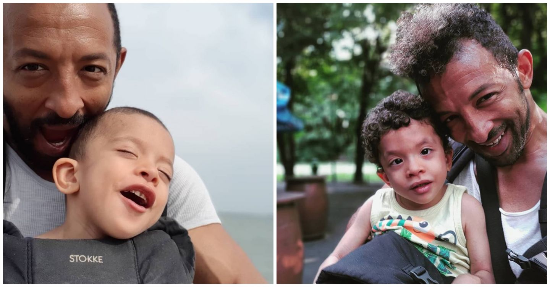 """Kamara, declarații emoționante despre fiul lui: """"Lumea nu știa ce se întâmplă"""""""