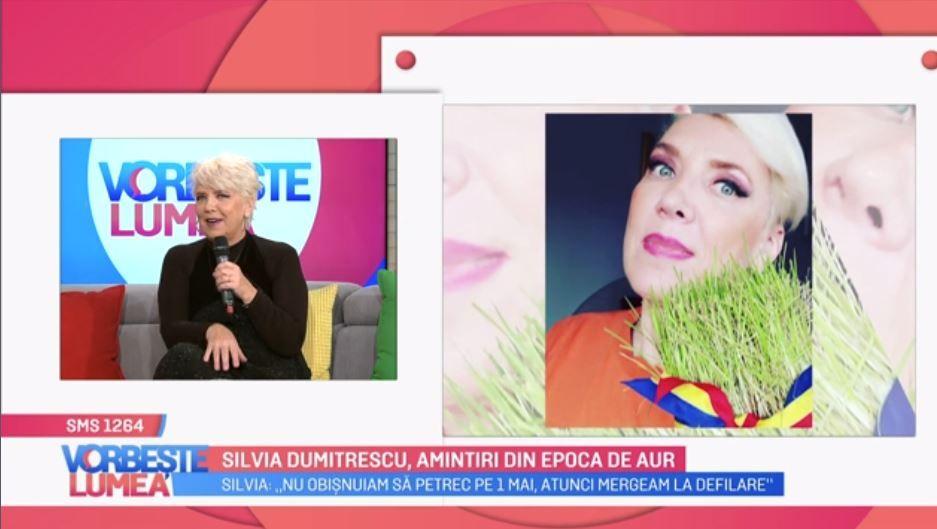 Silvia Dumitrescu, amintiri din epoca de aur