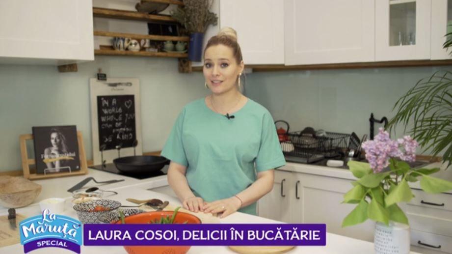 Laura Cosoi îți propune o rețetă delicioasă de fasole verde