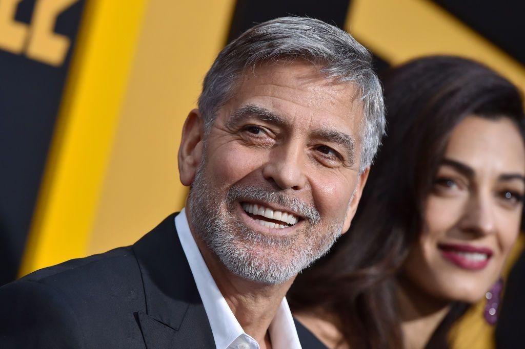 PRO TV - Ce a primit George Clooney de ziua lui  A fost o