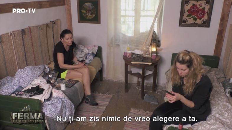 Discuțiile dintre Brigitte și Otniela ating cote maxime