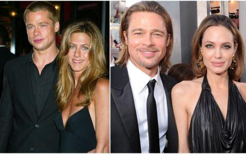 Jennifer Aniston, dezvăluiri despre momentul când Brad Pitt a înșelat-o cu Angelina Jolie