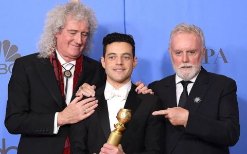 Brian May, de la trupa Queen:  N-am câștigat niciun ban din filmul Bohemian Rhapsody