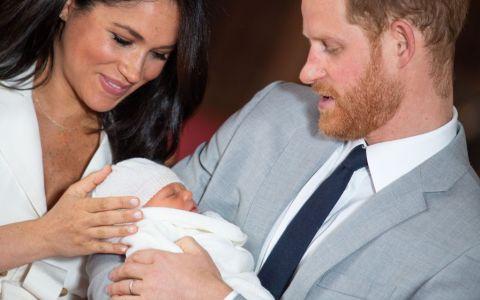 Meghan Markle și Prințul Hary nu dețin custodia asupra bebelușului lor, Archie