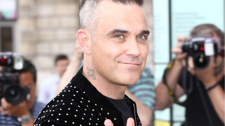 Robbie Williams, dezvăluiri:  Când eram mic, obișnuiam să comunic cu fantomele