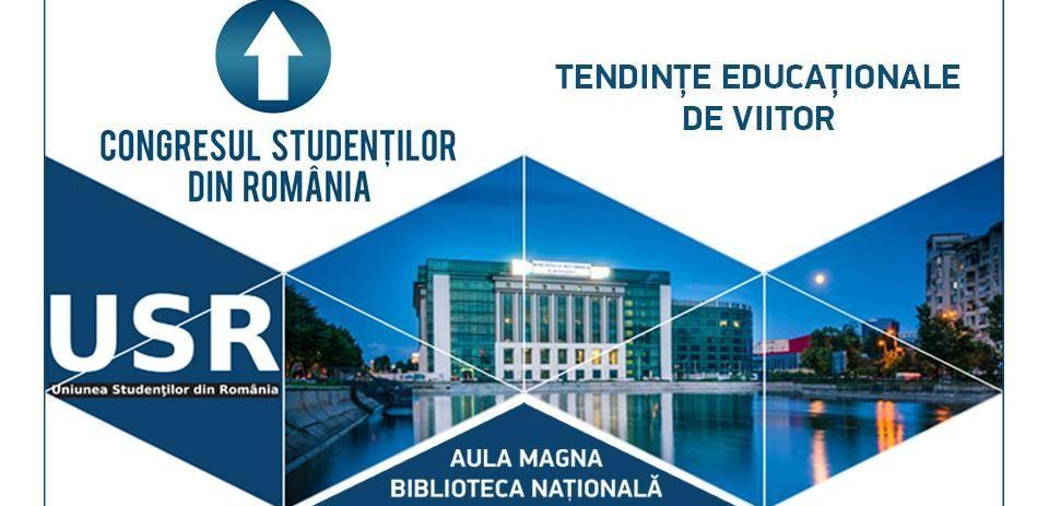 Începe cea de-a XII-a ediție a Congresului Studenților din România