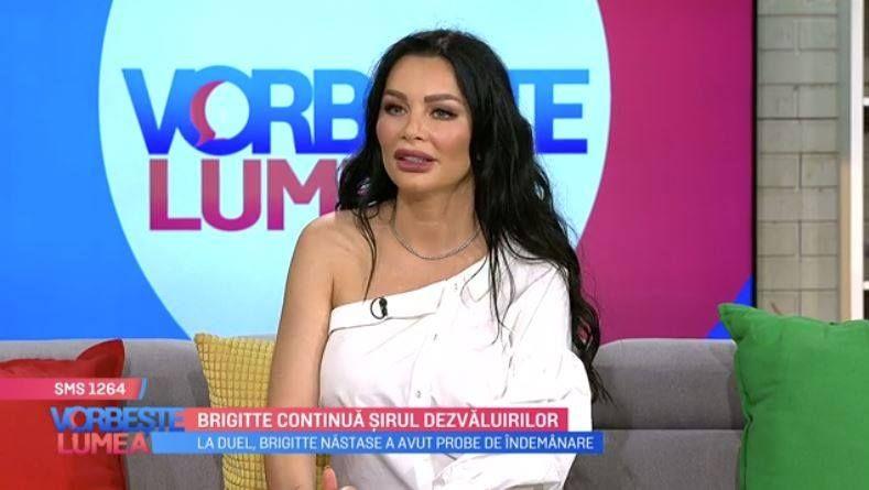 """Mesajul lui Brigitte pentru Ilie Năstase, proaspăt căsătorit: """"A fost alături de mine 8 ani de zile..."""""""