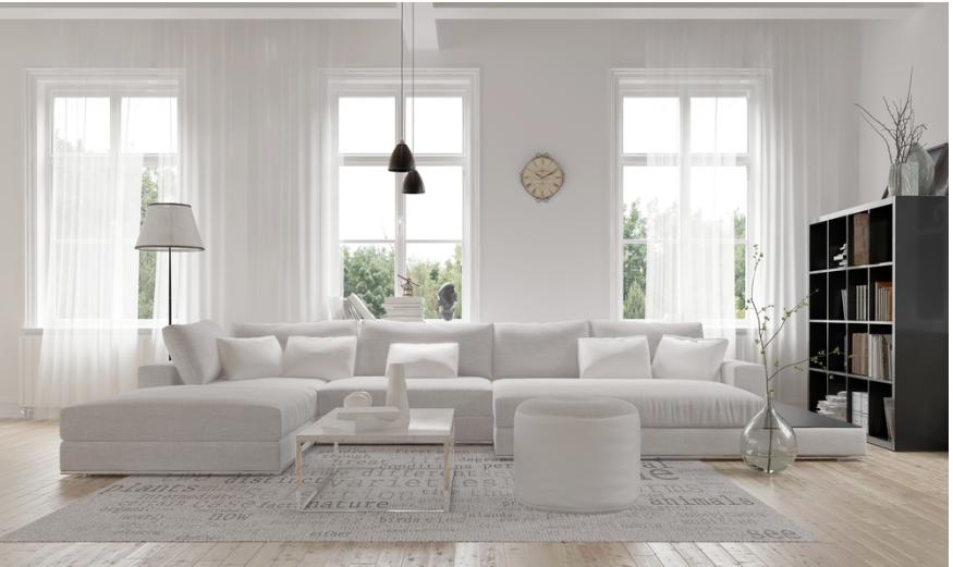 Cum să amenajezi livingul că să obții o încăpere perfectă pentru primirea musafirilor