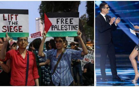 Războiul dintre Israel și Palestina se mută la Eurovision. Ce controverse a stârnit evenimentul