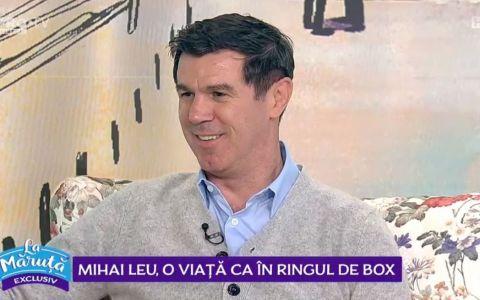 VIDEO Mihai Leu, o viață ca în ringul de box