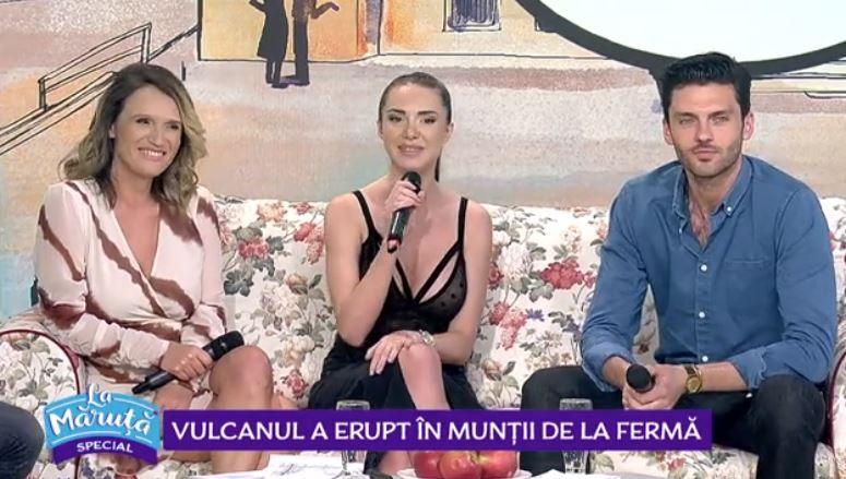 VIDEO Otilia, Silviu Țolu și Carmen Negoiță, dezvăluiri despre nunta anului