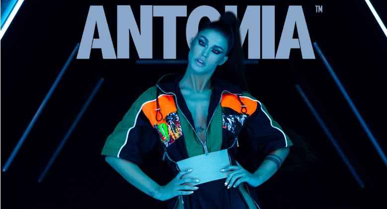 """Antonia lansează single-ul """"Touch Me"""", o piesă cu un videoclip puternic și o imagine super sexy a artistei"""