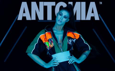 Antonia lansează single-ul  Touch Me , o piesă cu un videoclip puternic și o imagine super sexy a artistei