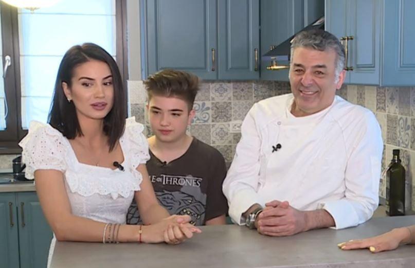VIDEO Chef Hadad gătește alături de Geanina Ilieș