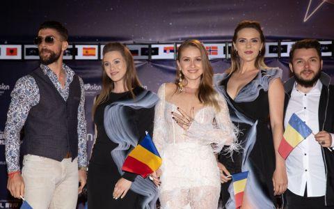 Ester Peony, reprezentanta României la Eurovision:  Cânt pentru românii mei. Succesul meu va fi și al lor