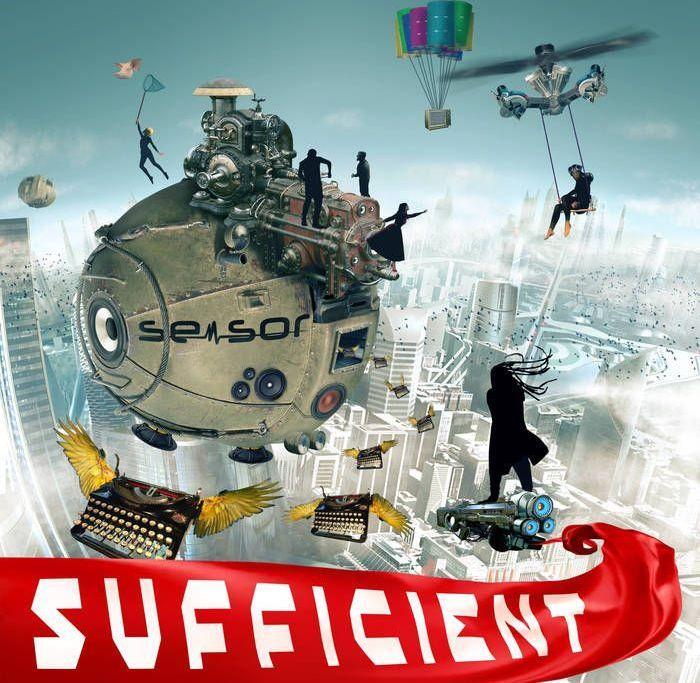 Sensor lansează albumul  SUFFICIENT , marcând 20 de ani de existență a proiectului înființat în 1999 la Cluj